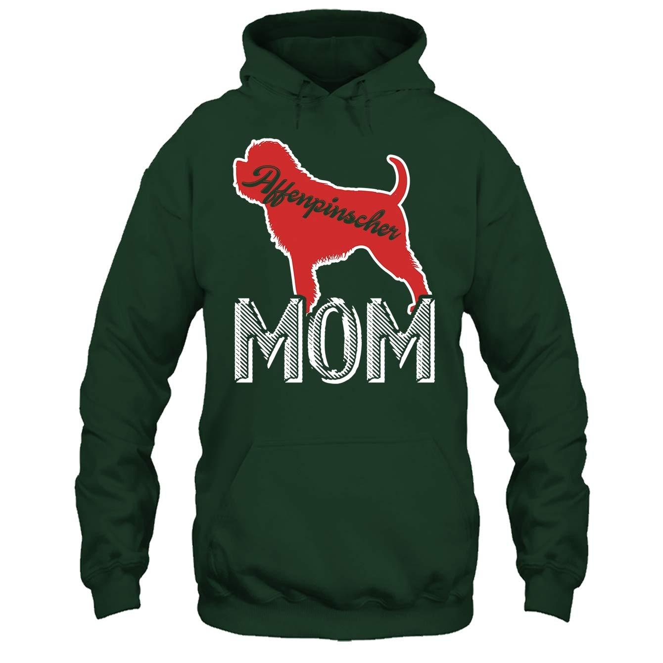 Addblue Affenpinscher T Shirt Affenpinscher Mom Tee Shirt