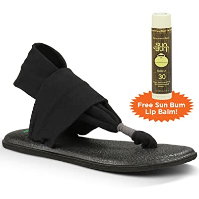 Yoga Sling 2 Sandals With Free Sun Bum Coconut Lip Balm Sanuk
