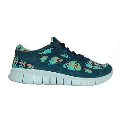 aee53645c3 Size Ext Free Sport Turquoise Nike 46 Eu 2 Chaussures Femmes Run trdCxhQs