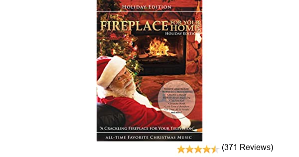 Amazon.com: Fireplace for your Home presents: Christmas Music ...