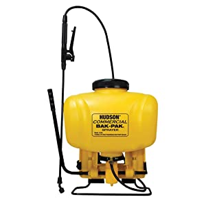 Hudson 13194 Commercial Bak-Pak Sprayer, 4 Gallons
