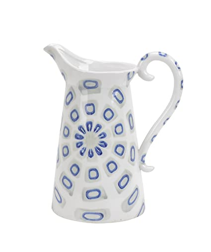 Amazon Sagebrook Home 4040 Decorative Ceramic Handled Interesting Decorative Ceramic Pitchers