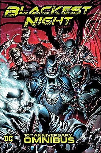 Blackest Night Omnibus (10th Anniversary)