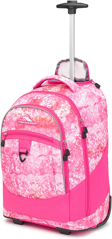High Sierra Chaser Wheeled Laptop Backpack