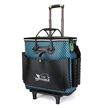 Ishowstore 42L Roller Fish tackle Box Fishing Bucket Trolley Bags Waterproof Portable Thicken EVA Bait Storage  sc 1 st  Amazon.com & Amazon.com : Ishowstore 42L Roller Fish tackle Box Fishing Bucket ... Aboutintivar.Com