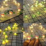 Clearance!!! Glumes 20 LED 6.5FT String Lights Battery Operated, Fairy String Light Waterproof for Home Christmas Tree Party Xmas Holiday Holiday New Year Garden Decoration