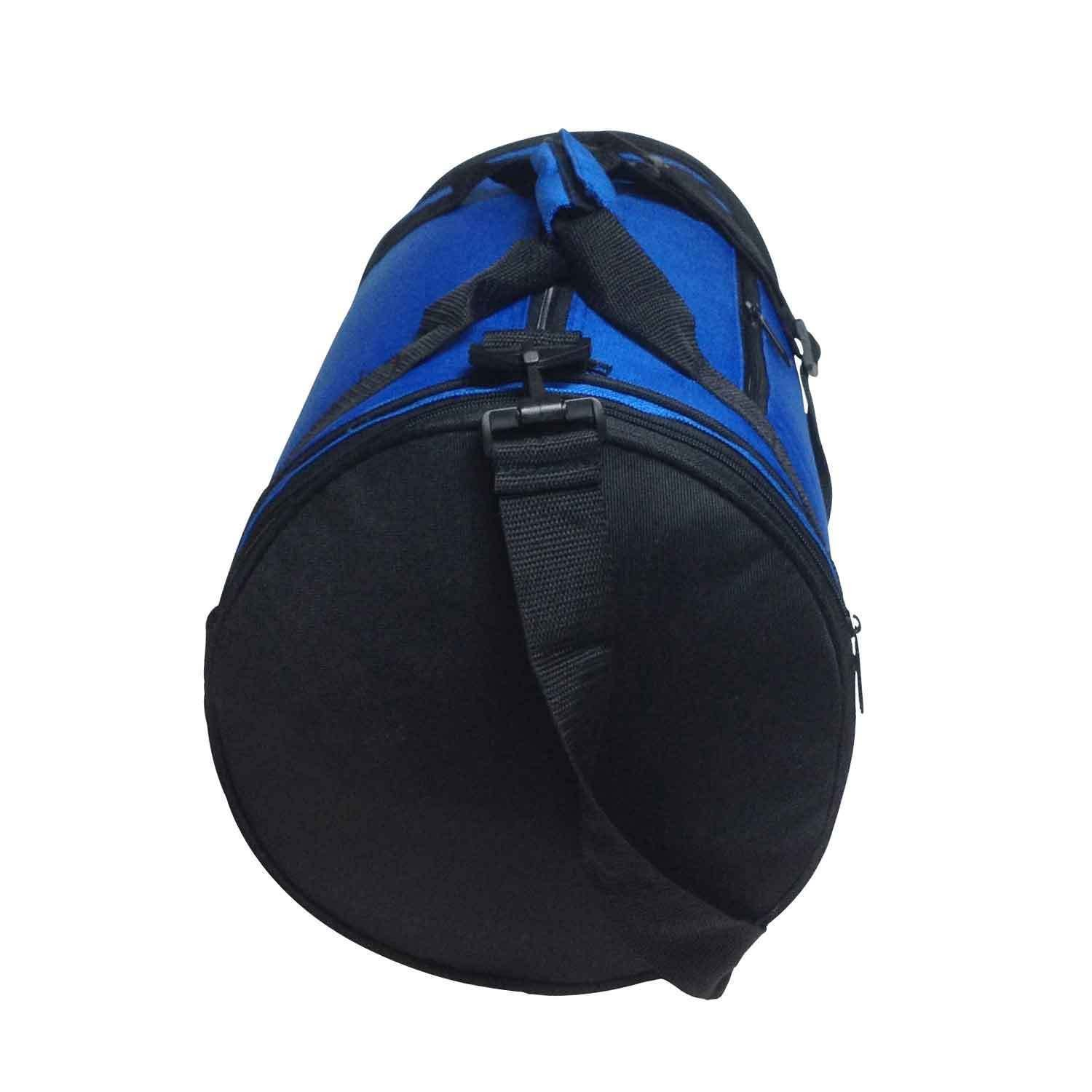 ImpecGear Travel Sports Gym Duffel Duffle Bag Camping Hiking Bag 18 Round Roll Bags