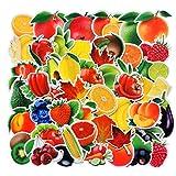 Fruits Vegetatbles Stickers 100 pcs for Laptops