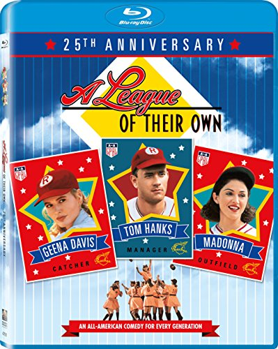 Blu-ray : A League Of Their Own (1992) 25th Anniversary Edition (Anniversary Edition, Widescreen, AC-3, Dubbed, )