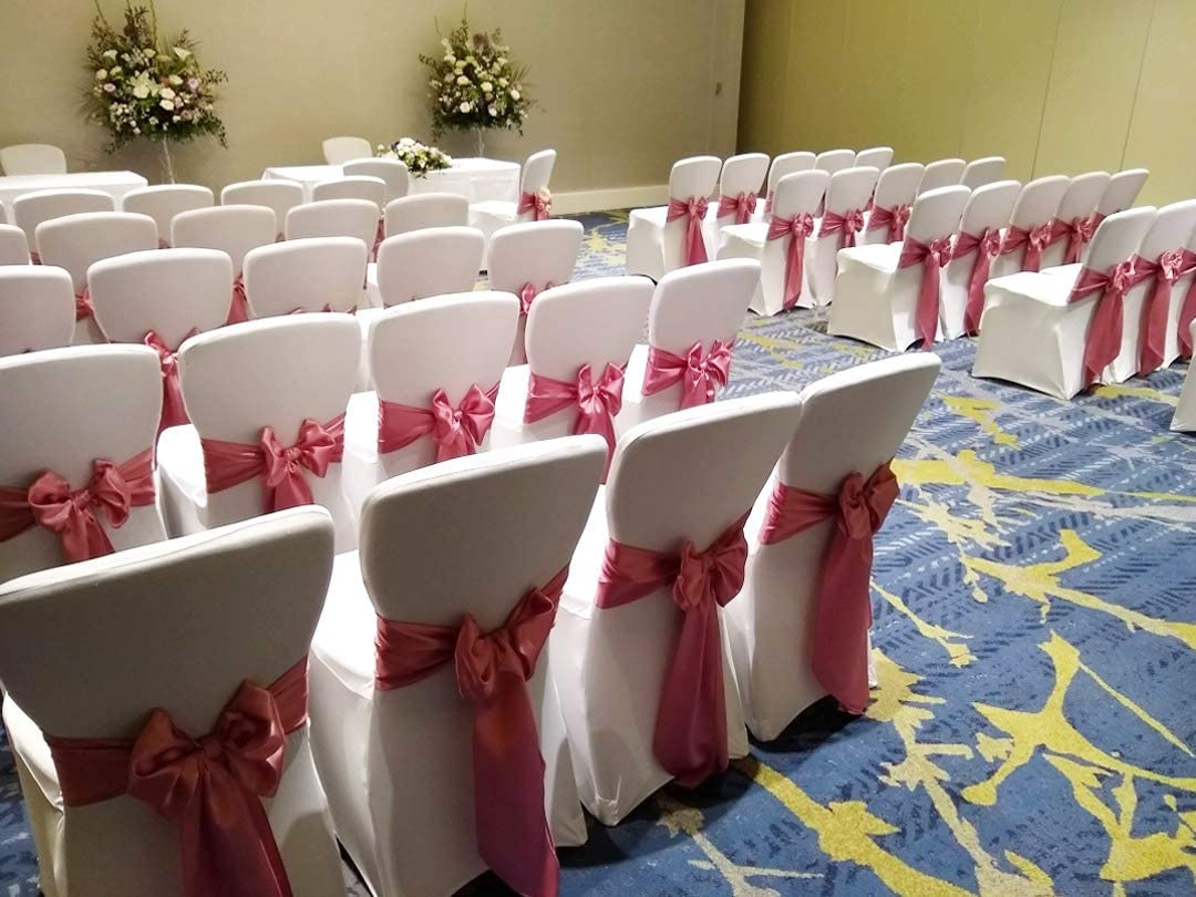 Amazon coupon code for Prasacco 50 PCS White Stretch Spandex Chair Covers