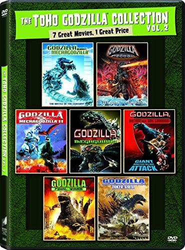 - Godzilla Mega Set - Set
