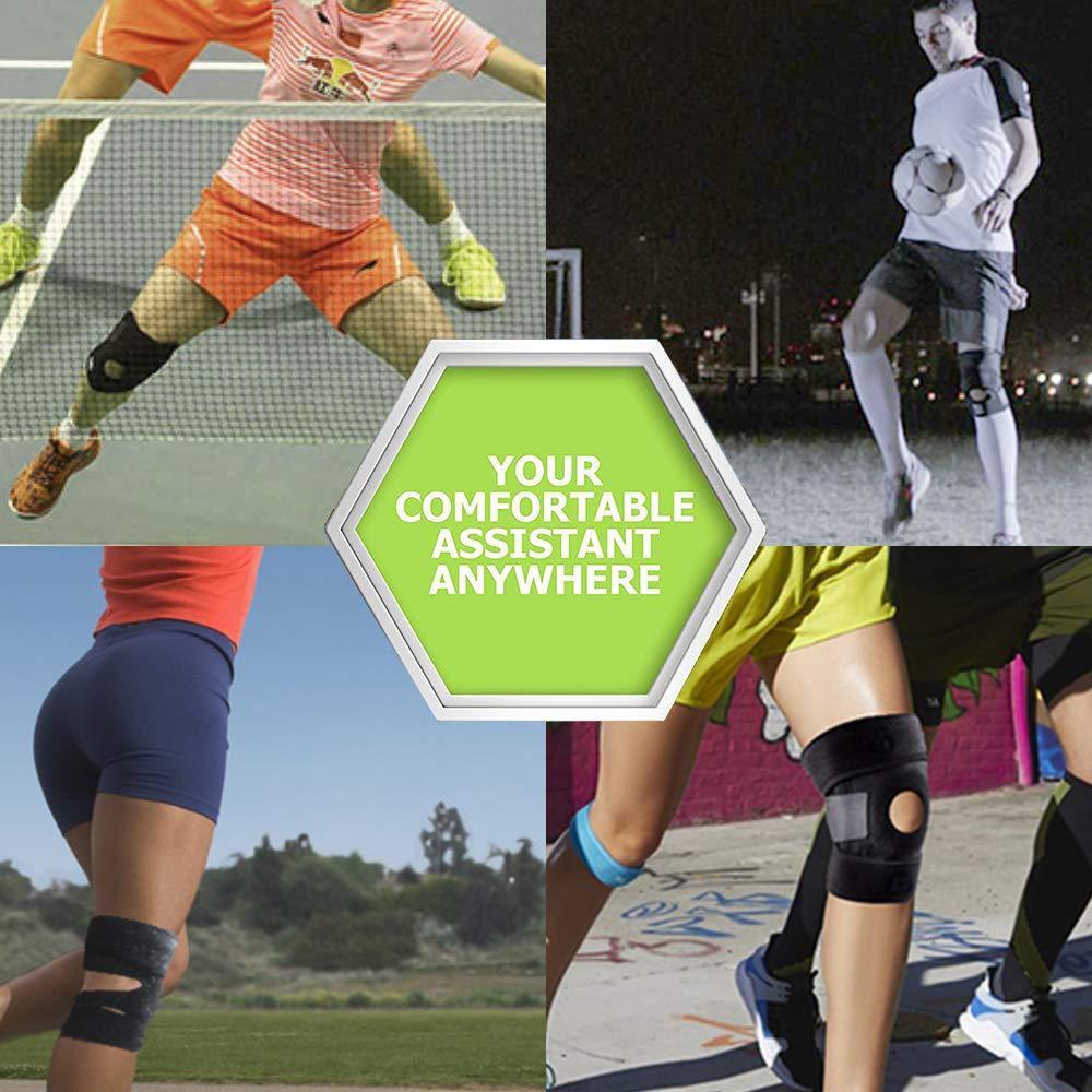 Custom Stripes Knee Socks for Crossfit OLY Soccer Baseball Running Basketball