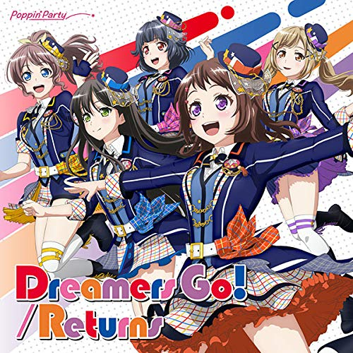 Dreamers Go!/Returns[Blu-ray付生産限定盤]