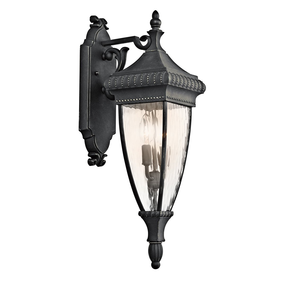 Kichler 49131bkg two light outdoor wall mount wall porch lights kichler 49131bkg two light outdoor wall mount wall porch lights amazon workwithnaturefo