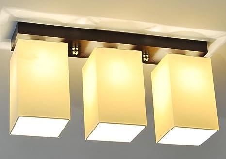 Plafoniera Led Soffitto Design : Plafoniera lampada soffitto design retro hotel ufficio