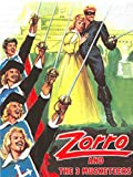 DVD : Zorro vs The Three Musketeers