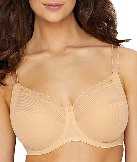 Fantasie Womens Fusion Underwire Full Cup Side Support Bra at Amazon Womens Clothing store: