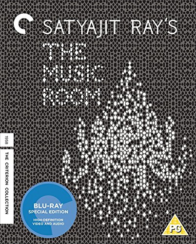 Satyajit Ray's The Music Room [Criterion Collection] [Blu-ray]