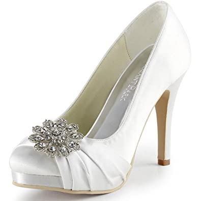 Buy Most comfortable wedding shoes for bride (Buying Guide)
