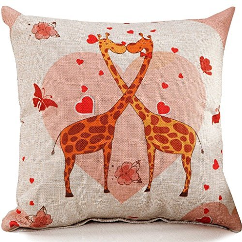 Cozy Home In Love New Ultra Clear Color Decorative Cushion Covers Vintage Skull Throw Pillow Cases For Sofa Fashion Pillow Cases Cotton Sides 18 X 18