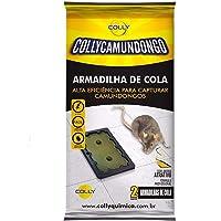 Armadilha Colly Cola para Camundongos - 2 Unidades