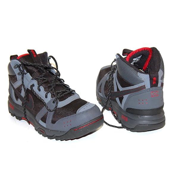 13b82daf9f9 ... GTX Shoes - AnthraciteBlackRed Amazon.com Nike Rongbuk Mid Gore-Tex  Walking Boots - 10.5 - Black Fitness ...