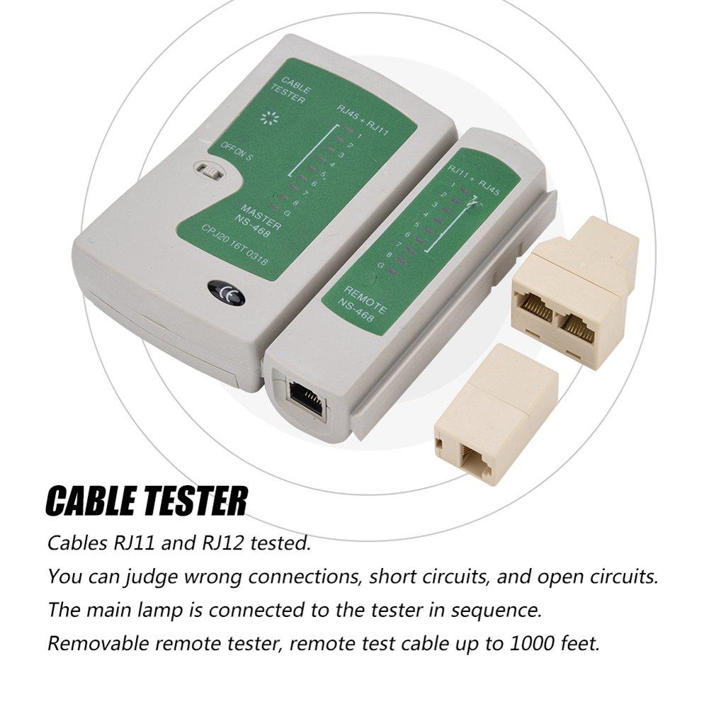 Vbestlife Professional Network Computer Maintenance Remote Tester Circuit Electronics