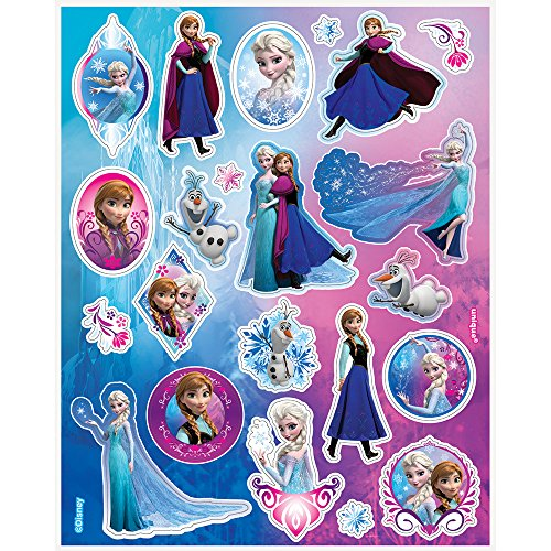 Disney Frozen Sticker Sheets, (Frozen Halloween Ideas)