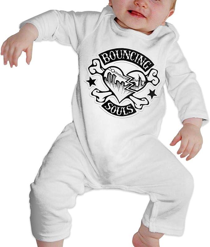 Whisper Words of Wisdom Let It Be Baby Boys Girls Jumpsuits Short Sleeve Romper Bodysuit Bodysuit Jumpsuit Outfits White