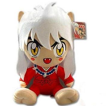 PJs Toybox 12 polegada japonais Anime Cartoon Inuyasha peluche peluche Toy Figure Chritmas cadeau détail