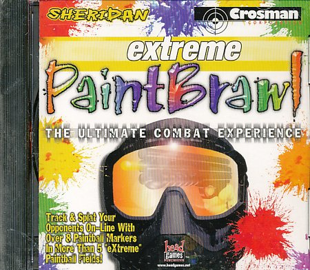 Extreme Paintbrawl