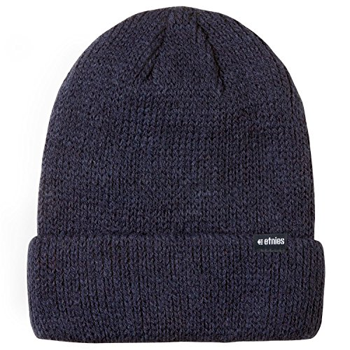 Etnies Men's Warehouse Beanie, Ox Blood, One Size - Etnies Mens Beanie