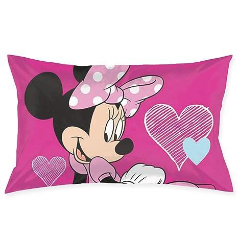 Amazon.com: Meirdre - Fundas de almohada, diseño de Minnie ...