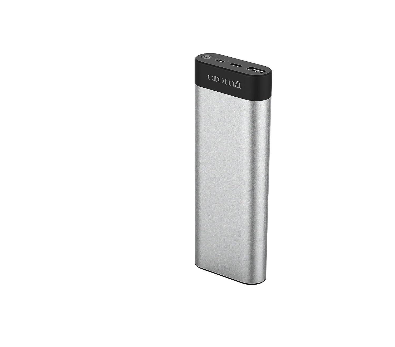 Croma 15600mAh Mini Power Bank For Laptop, Pamtop