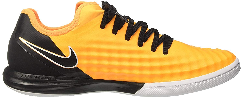 ee194ea7266 Amazon.com  NIKE Magistax Finale II IC - (Laser Orange Black-White-Volt)  (6.5 D US)  Shoes