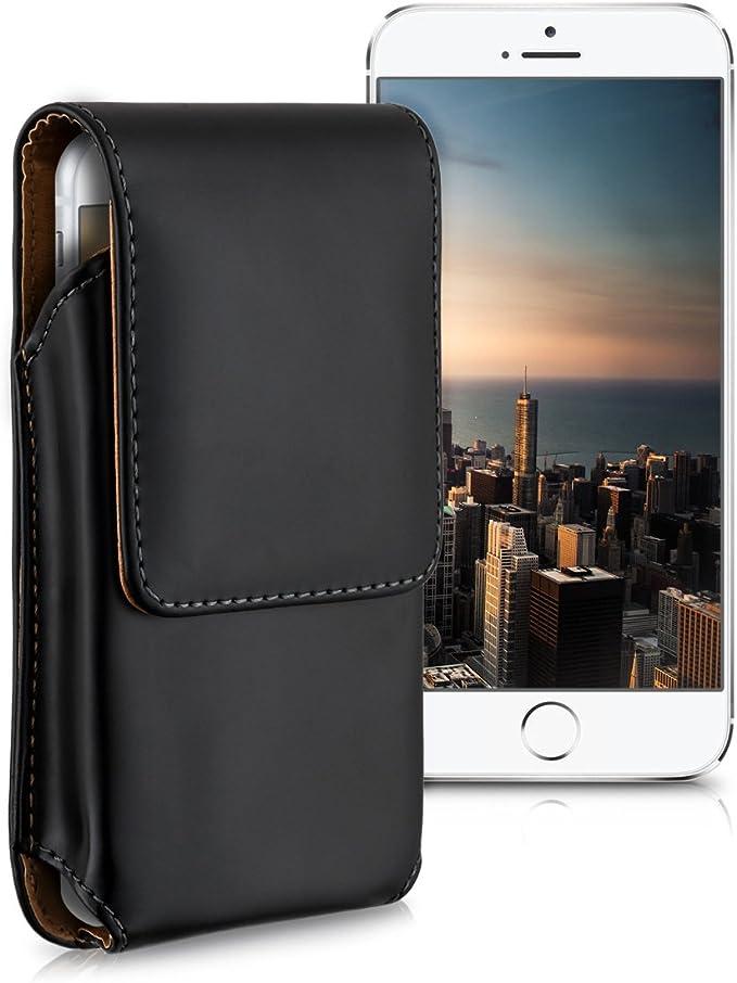 kwmobile Funda para Smartphone - Carcasa con Clip de cinturón ...