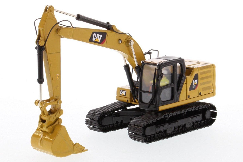DIECAST MASTERS CAT 323 Hydraulic Excavator – Next Generation