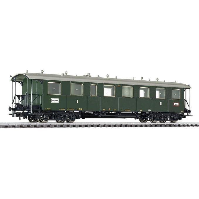 Liliput L334560 Voitures de train direct de la BadStB H0 1ère / 2nde classe