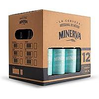 Cerveza Minerva Lager Light 12 pack