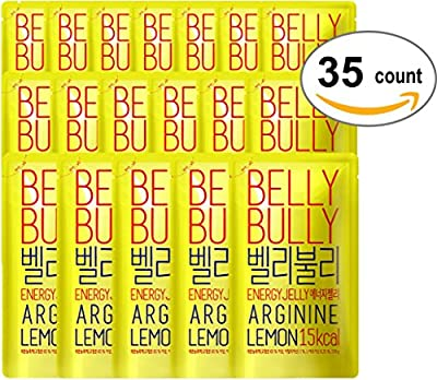10 Count, Belly Bully Down Jelly-Dietary Supplement for Weight Loss, Appetite Suppresants