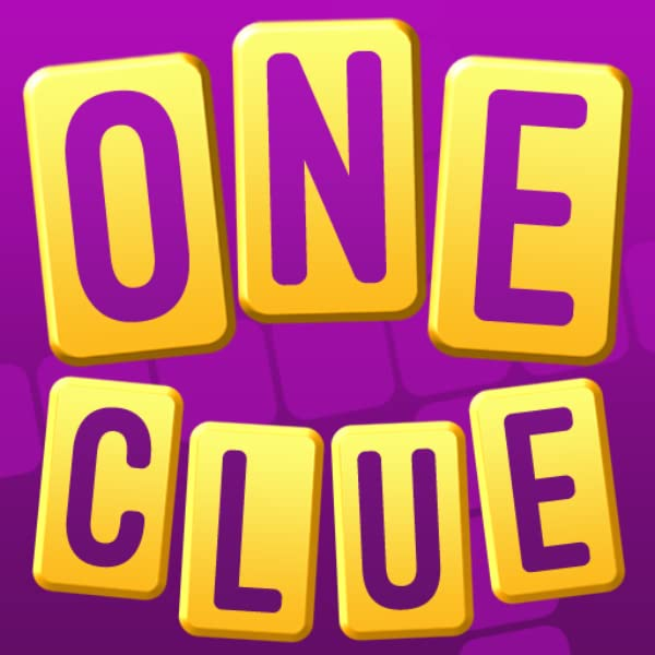 Amazon Com One Clue Crossword 100s Of Great Free Crosswords With Picture Clues Appstore For Android