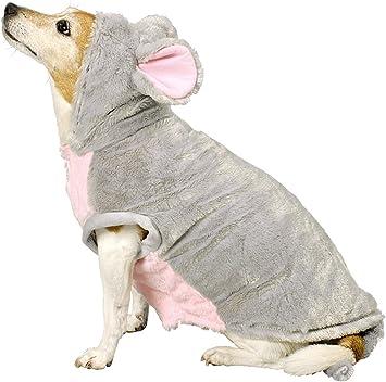 Disfraz ratón perro: Amazon.es: Juguetes y juegos