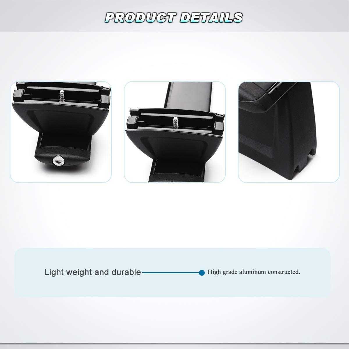 Amazon.com: MAXIII - Barras de techo para Jeep Grand ...