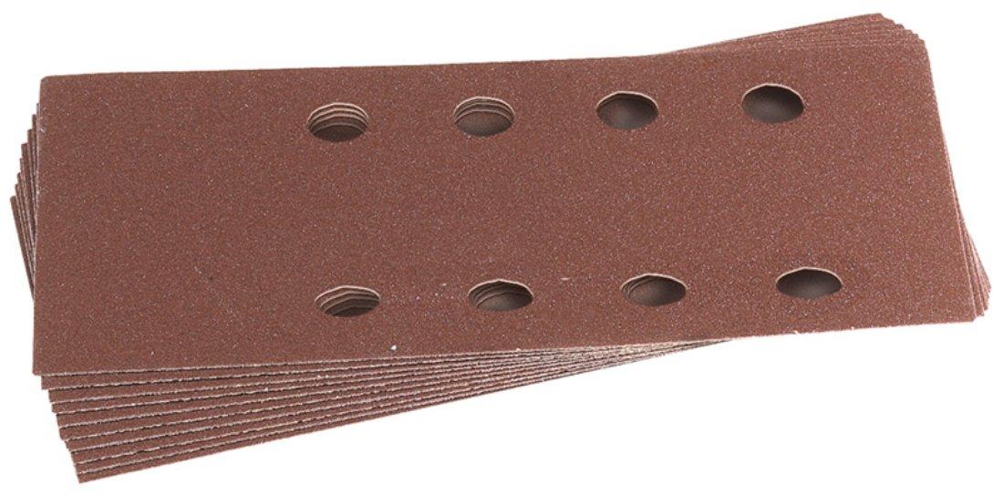 Draper 42621 Lot de 10 feuilles de pon/çage en oxyde daluminium 90 x 187 mm