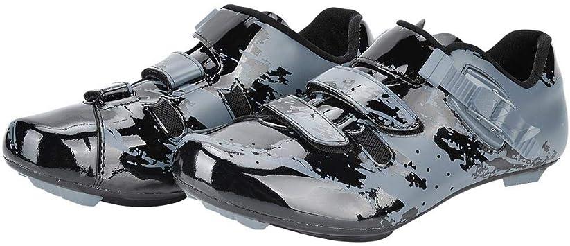 Alomejor Zapatillas De Ciclismo Zapatillas De Bicicleta De ...