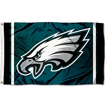Sports Flags and Pennants Co  Philadelphia Eagles Large NFL