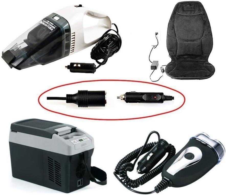 Black /& Decker T POWER 10 Amp AC to 12V DC Power Adapter Compatible with Koolatron,Wagan 7L PowerChill Converter Model: EL9903 10.5 Liter Power Supply Charger 226 2577 EL2296 Personal Fridge 6L