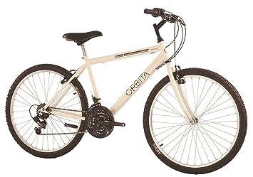 Orbita Deimos Bicicleta, Hombre, Blanco, 18: Amazon.es: Deportes y ...