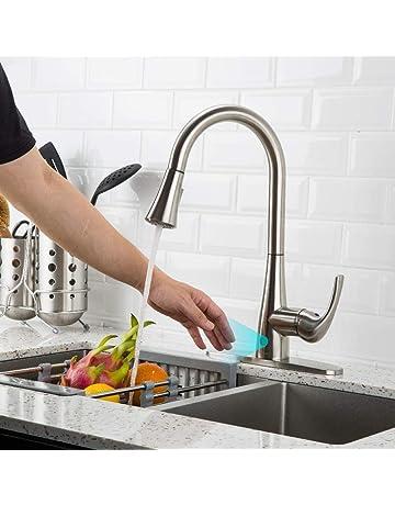 Kitchen Sink Faucets | Amazon.com | Kitchen & Bath Fixtures ... on