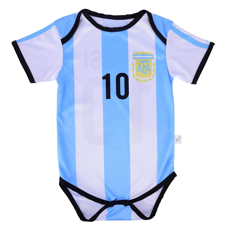 Amazon.com: Athletics Rhinox Leo Messi # 10 Argentina - Mono ...
